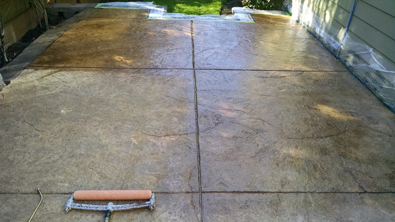 Andersen Patio Dye & Seal | Clean-Coat