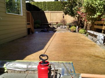 Andersen Patio Dye & Sealant | Clean-Coat Portland, OR