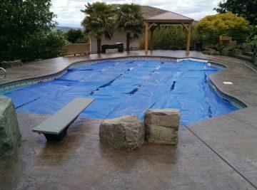 Johnson Pool Clean & Seal | Clean-Coat Portland, OR