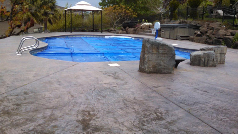 Elastomeric Joint Sealant for Pool Decks | Clean-Coat