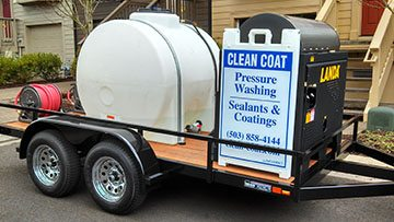Commercial Pressure Washing   Clean-Coat